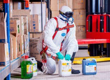 Fünf der gefährlichsten Chemikalien der Welt