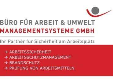 Büro Für Arbeit & Umwelt Managementsysteme Logo