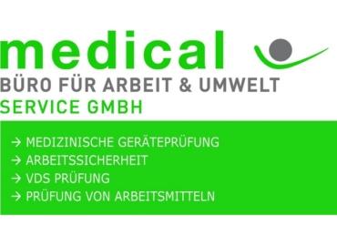 Medical Büro Für Arbeit & Umwelt Logo
